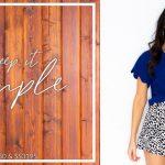 She + Sky Wholesale Clothing